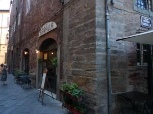 Osteria Baralla, Lucca