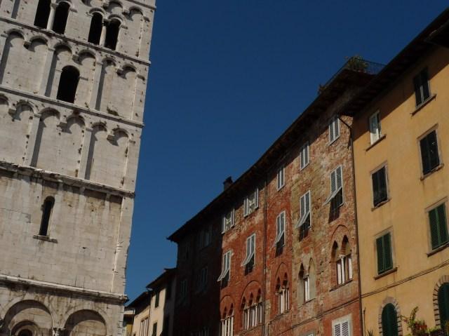 Scorcio di Lucca