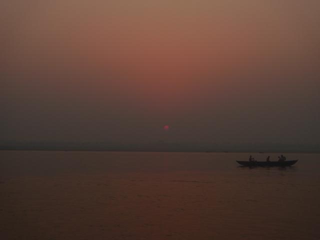 Alba sul Gange (Varanasi)