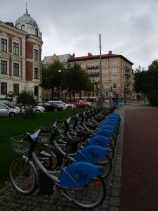 I want to ride my bike...