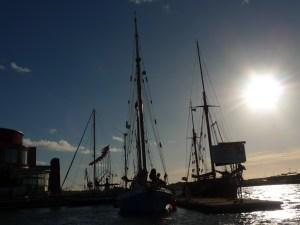 Giro in barca a bordo del Paddan