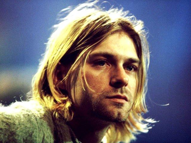Kurt Cobain (web)