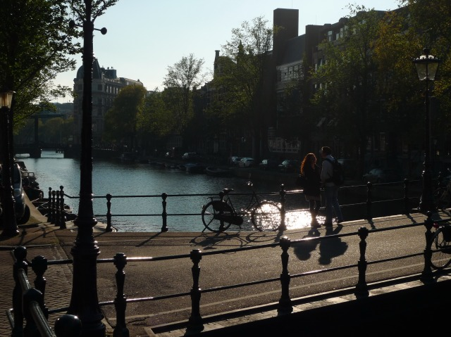 Canali, ponti e biciclette