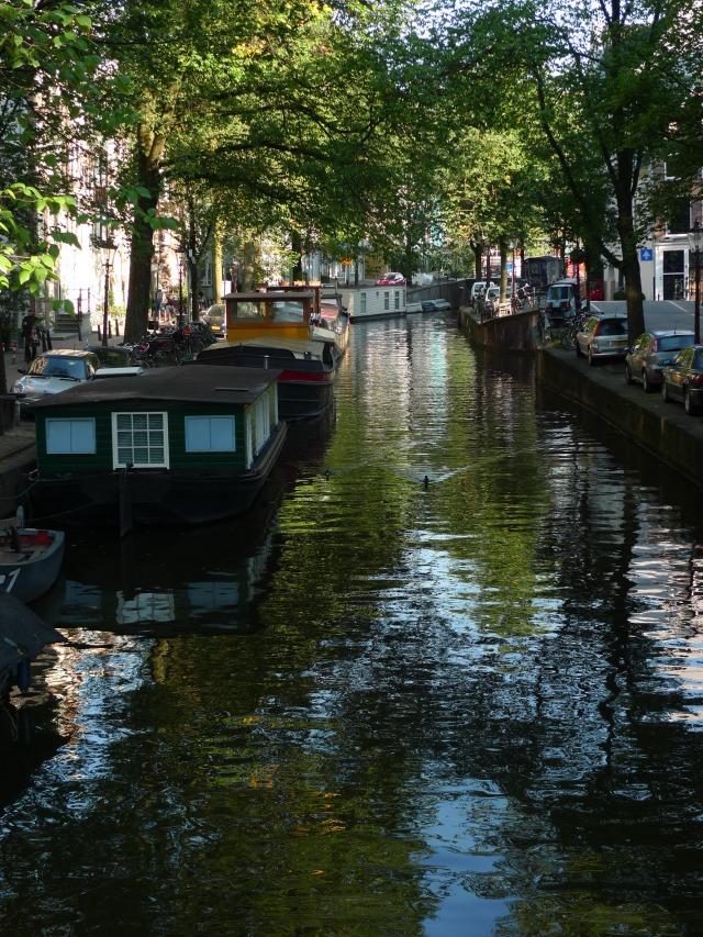 Riflessi sui canali