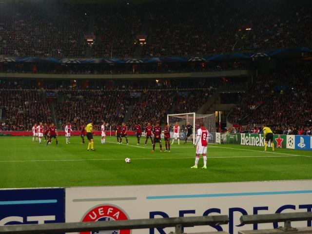 Ajax - Milan: 1-1
