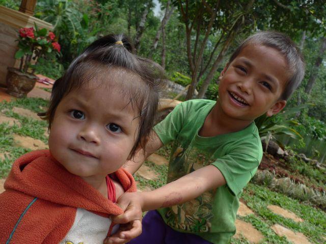 Piccoli criminali laotiani