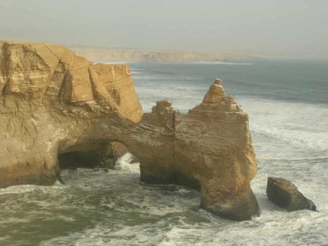 Le forme modellate dal vento della costa peruviana (vikingandre.com)