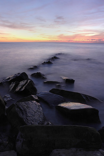 Dorset, Inghilterra (Pinterest)