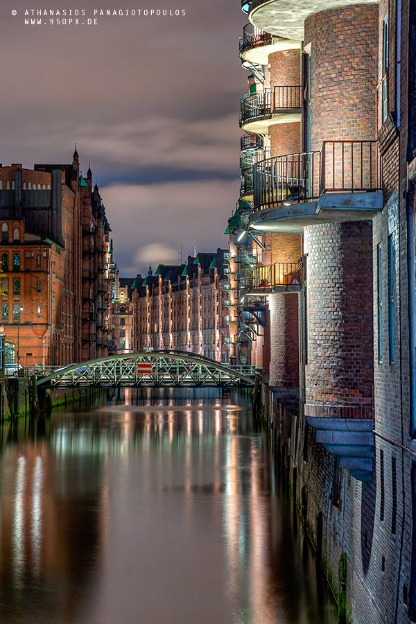 Hamburg, Germania (Pinterest)
