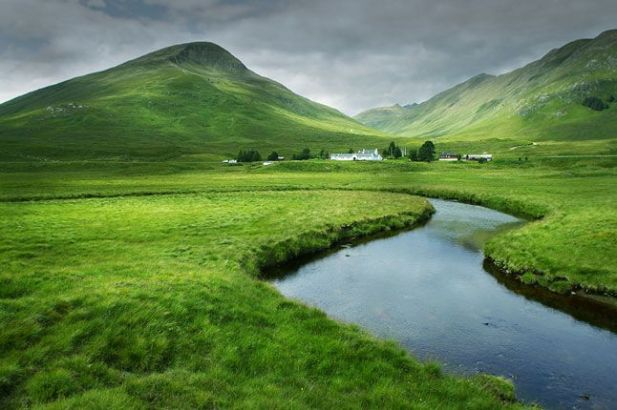 Scozia, Highlands (Pinterest)