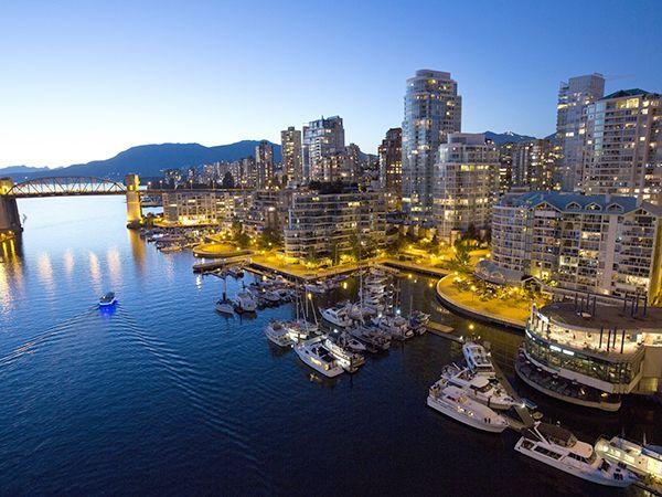 Vancouver, Canada (Pinterest)