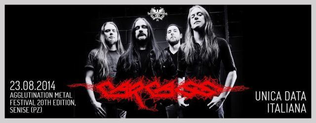 Agglutination Metal Festival 2014