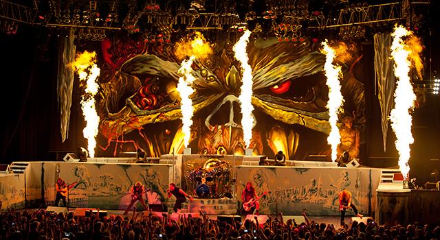 Iron Maiden, Bologna (web)
