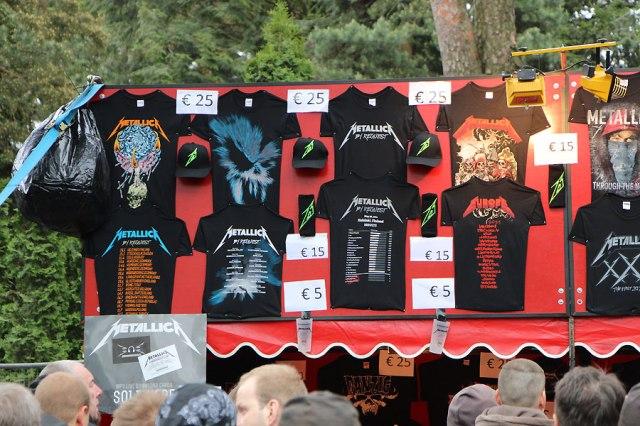 Merchandise ai concerti (web)