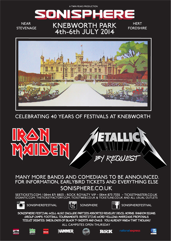 Sonisphere UK 2014 (web)