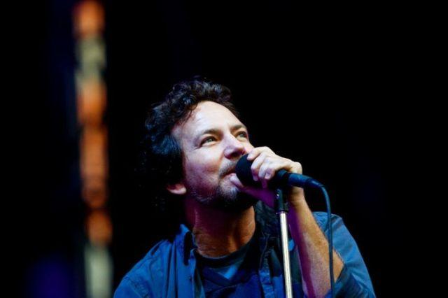 Eddie Vedder live in San Siro, Milan 20.06.2014