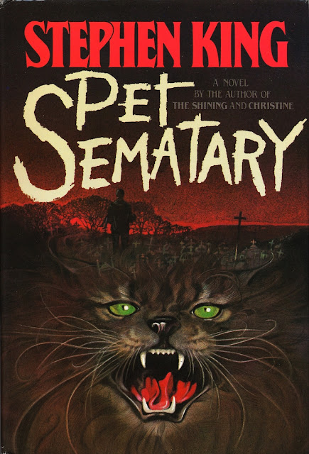 PET SEMATARY – Stephen King