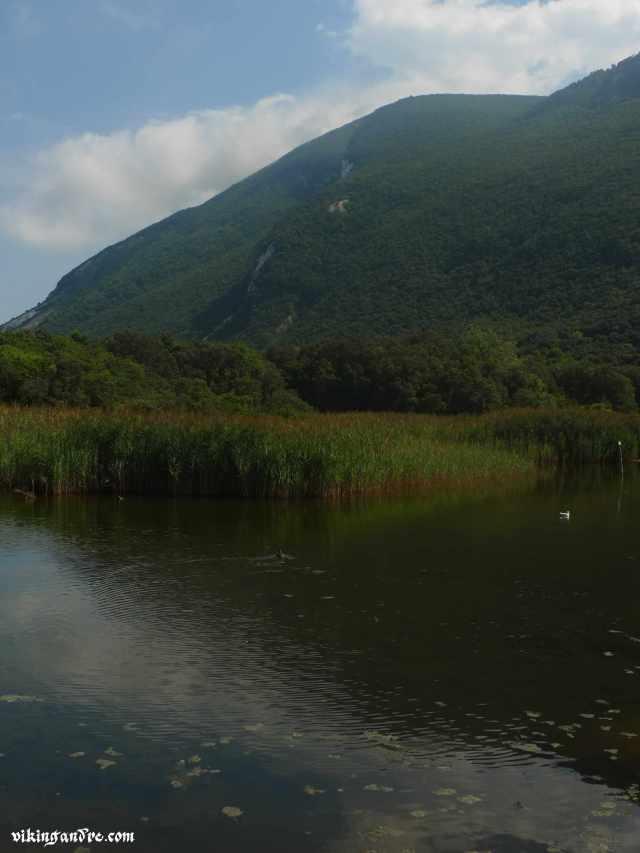Lago e parco naturale del Conero (vikingandre.com)