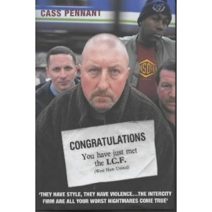 CONGRATULATIONS, YOU HAVE JUST MET THE ICF WEST HAM UNITED – Cass Pennant