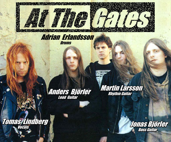 At The Gates versione anni Novanta (web)