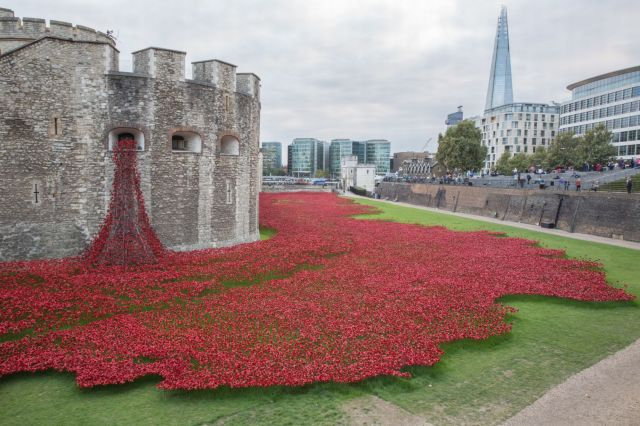 Remembrance days @ The Tower of London (web)