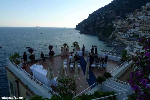 """Dagli USA per un """"amazing wedding"""" (vikingandre.com)"""