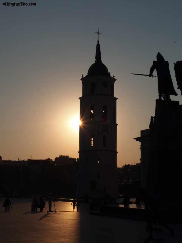Campanile della Cattedrale di Vilnius (vikingandre.com)