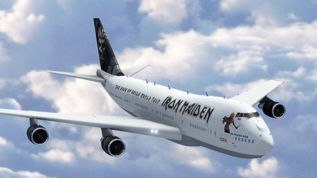 Ed Force One ready for 2016 world tour (www.ironmaiden.com)