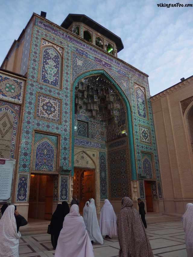 La Moschea di Shiraz (vikingandre.com)