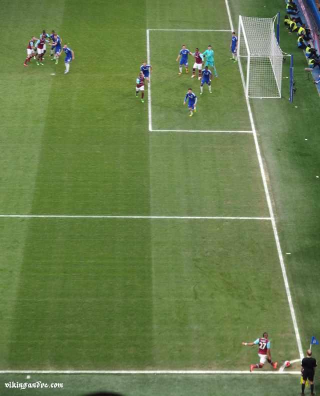 Chelsea vs West Ham 2-2 @ Stamford Bridge (vikingandre.com)