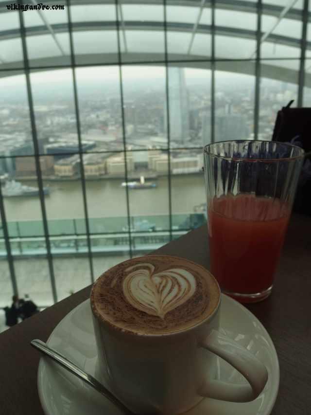 Cappuccino con vista (vikingandre.com)