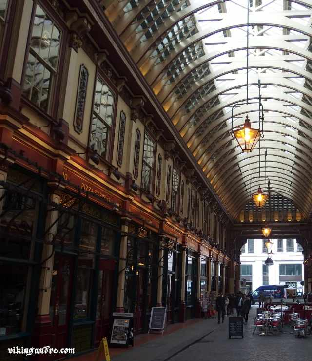 Leadenhall Market o Diagon Alley ?? (vikingandre.com)