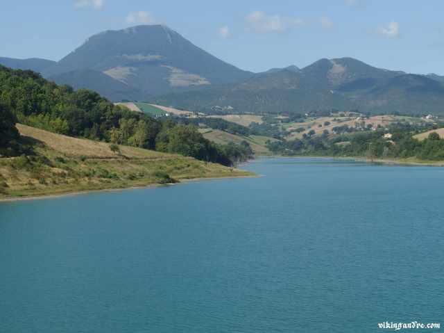 Lago di Cingoli (vikingandre.com)